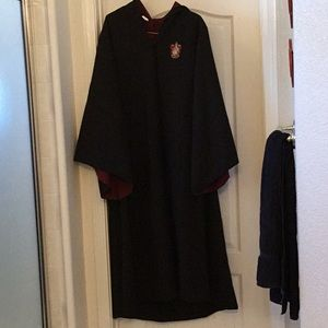 Harry Potter Authentic Gryffindor Wizard Robe NWT